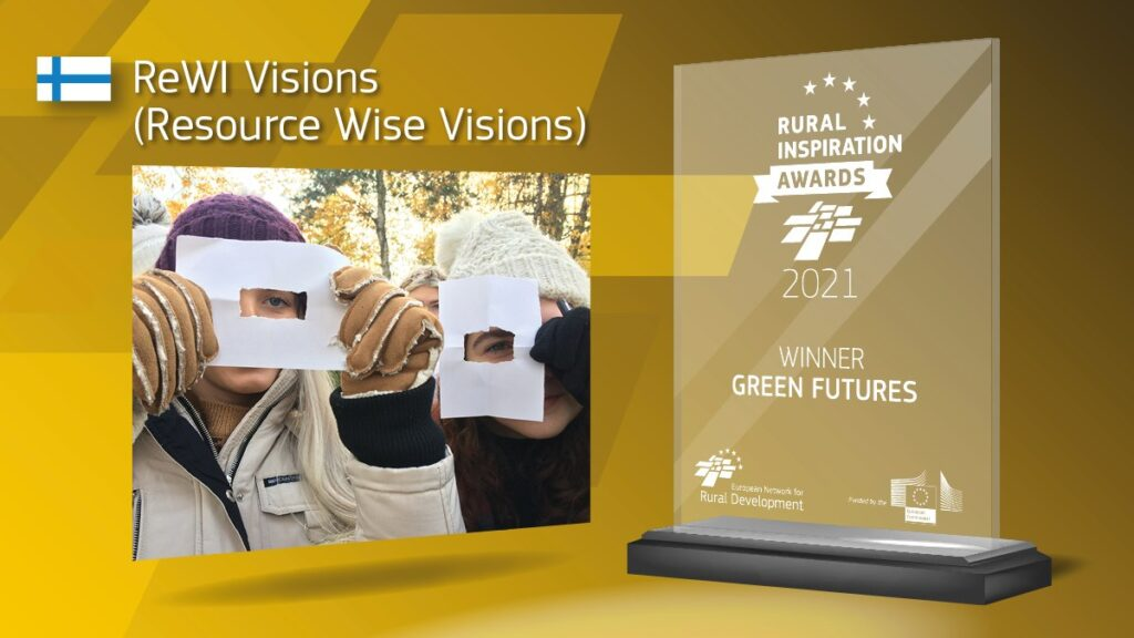 Rewi visions (resource wise visions) palkinto